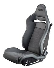 SPARCO SPX SEATS. CARBON FIBER/ LEATHER/ ALCANTARA (LEFT SIDE) 00974ZNRSX