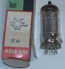 EF41 electronic tube (équivalent 6CJ5 = HF61 = W150 = 7F16) Adzam