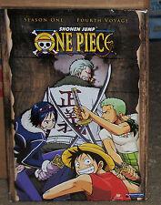 One Piece Season 1 Fourth Voyage DVD 2-Disc Set Uncut
