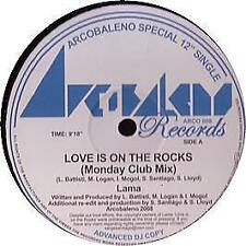 "Disco Electronica 12"" Singles"
