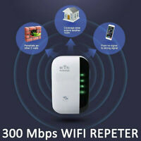 300mbps Wifi Range Extender Ultra Wifi Repeater Extender / Better Signal Boost