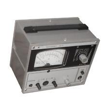 10Ohm - 30000MOhm Mega Ohm megaohm meter E6-17  an-g Agilent  HP Marconi GenRad