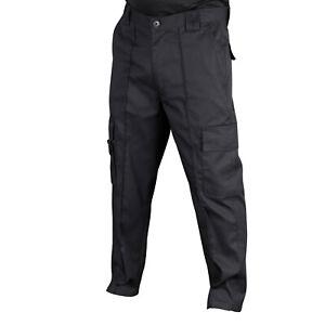 Mens Cargo Combat Work Trousers   HEAVY DUTY Work Wear Pants multi pockets
