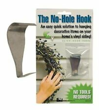No-Hole Hook for Vinyl Siding - 2 Pack - FREE SHIPPING ---*ORIGINAL DESIGN *