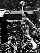 JULIUS ERVING 1976 NBA BASKETBALL ALL STAR 8X10 PHOTO