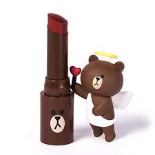 [MISSHA] x Line Friends M Matte Lip Rouge 4g # Maple Latte