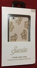 New Sonix Monkey Case for iPhone 6 / 6s  - Clear / Gold