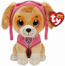 "Skye Paw Patrol Benie Boos Ty stuffed animal Plush figure 8"" Small"