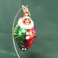 Retired Radko A Caring Clown Christmas Ornament 1997 97-SP22 Box & Tag NIB
