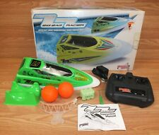 Genuine Hobby Zone Zig Zag Racer - Remote Controlled Boats in Box **READ**