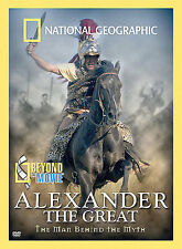 ALEXANDER THE GREAT-BEYOND THE MOVIE-NATIONAL GEOGRAPHIC DVD BRAND NEW