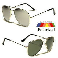 Men's Polarized Sunglasses Mirror Driving Aviator Outdoor sports Eyewear Glasses