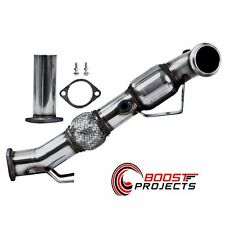 """MBRP 2013 - 2014 Ford Focus ST 2.0L Ecoboost 3"""" Down Pipe w/ Hi Flow Cat FGS012"""