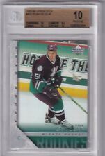2005-06 Upper Deck RYAN GETZLAF BGS 10 PRISTINE RC Rookie Card Young Guns YG