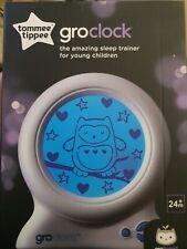 Tommee Tippee GroClock Toddler Sleep Trainer Ollie The Owl