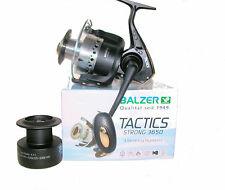 Balzer Tactics Strong 3650 II BRANDUNG Wels Rolle Weitwurfrolle 335 m 0,40 mm