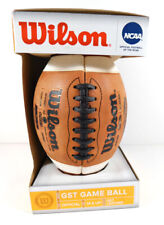 2013 Wilson Ncaa Gst Official Game Ball In Box