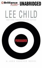 PERSUADER (A Jack Reacher Novel) unabridged audio book on CD by LEE CHILD