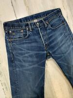 RRL American Woven Selvedge Jeans Slim Fit 31x31 32x31
