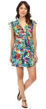 NWT Ralph Lauren Cover up Dress Size XL adj. shoulder Rainforest Farrah