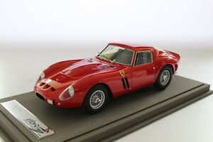 BBR BBR1807A Ferrari 250 GTO  in red LE 300 pcs 1:18