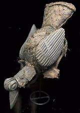 Old  Tribal Large Bamum Ceremonial  Bird Headdress  Figure  ---  Cameroon  BN 37