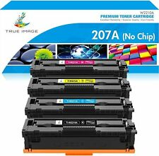 More details for 4 toner compatible for hp 207a 207x pro mfp m283fdw m282nw m283fdn m255dw m255nw