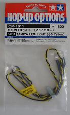 TAMIYA 54011 5 Mm DEL Lumière Jaune x2