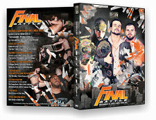 Official ROH Ring of Honor Final Battle 2013 Event DVD