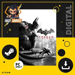 Batman Arkham City Game of the Year (GOTY) Edition - Steam Key / PC Game