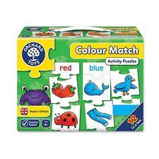 Orchard Toys-Juego de Rompecabezas Educativo en color a juego