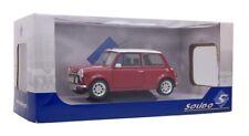 Mini Cooper Sport 1997 Red 1 18 Model 1800602 SOLIDO