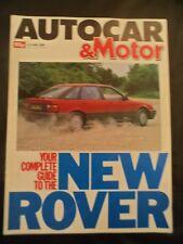 Autocar - 14 June 1989 - VW Caravelle Carat - Mini Cooper - ERA