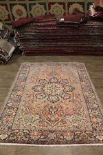 Excellent Handmade Muted Heriz Goravan Persian Rug Oriental Area Carpet 8X11