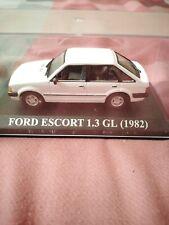 Ford Escort Mk3 1/43 Diecast mint
