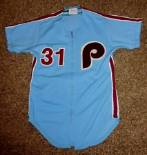 1977-78 Phila Phillies Authentic Garry Maddox Jersey or Minor League Gamer? RARE