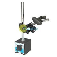 Base MAGNETICA 235mm Interruttore ON/OFF variabile di montaggio posizionamento Quadrante Indicatore