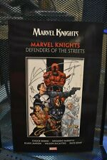 Marvel Knights Defenders of the Street TPB BRAND NEW Punisher Daredevil Widow