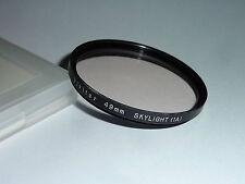 Vivitar  Skylight Filter 1A  49mm