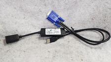 NEW Dell 520-538-503 System Interface USB kvm Pod USB vga to RJ45 CIM