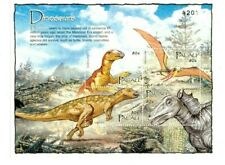 Palau - 2004 - Dinosaurs/Hadrosaurus - Sheet of Four - Mnh