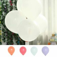 """25 pcs 10"""" Round Matte Latex Balloons Wedding Party Events Decorations Supplies"""