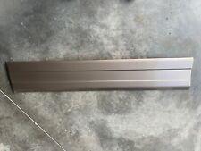 2003 Honda Pilot OEM Front Door Panel Protector Molding Side Sill Garnish Tan