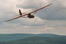Giant 1/4 Scale Bowlus BA-100 Baby Albatross Sailplane Plans & Instruction 122ws