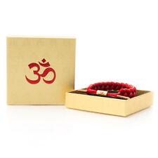 Brand New RASTACLAT Om Ǯԅ Red Shoelace Bracelet