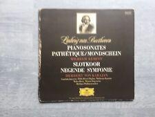 Ludwig Van Beethoven-Pianosonates Wilhelm Kempff vinyl album