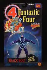 "1994 TOY BIZ MARVEL COMICS FANTASTIC FOUR INHUMANS BLACK BOLT 5"" FIGURE MOC"