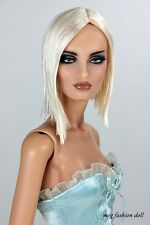*Meg* Wig for Kingdom Doll/Sybarite Gen X  ''Platinum''