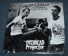 GENTLEMEN OF HORROR-OVERHEAD PROJECTOR LP 81-82 Color Wax 300 Made,kbd,DOA,Punk