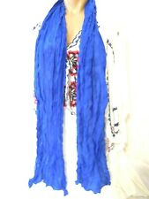 New Scarf BLUE Women Teen Light Weight US Seller Stock